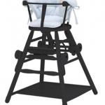En højstol til børn (foto traevarer.dk)